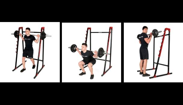 Bruger du din squat rack rigtigt? Læs her