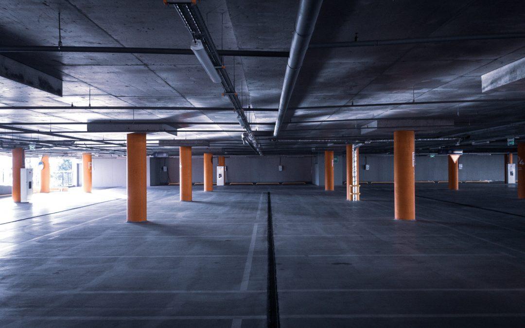 Få styr på parkeringen i din virksomhed